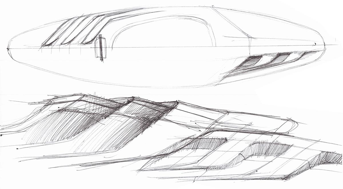 Lettmann Manta Sketch