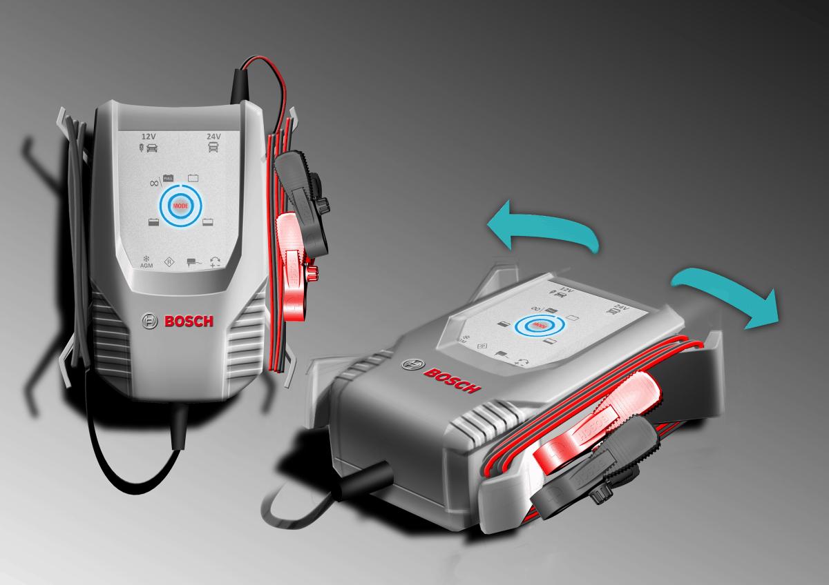 Bosch Batterie Ladegerät