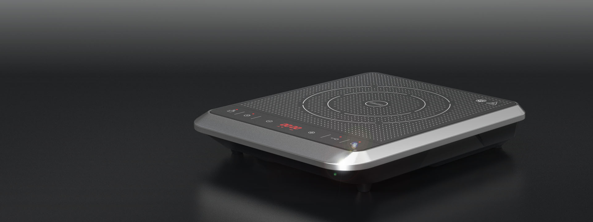 Silvercrest Induction Cooker