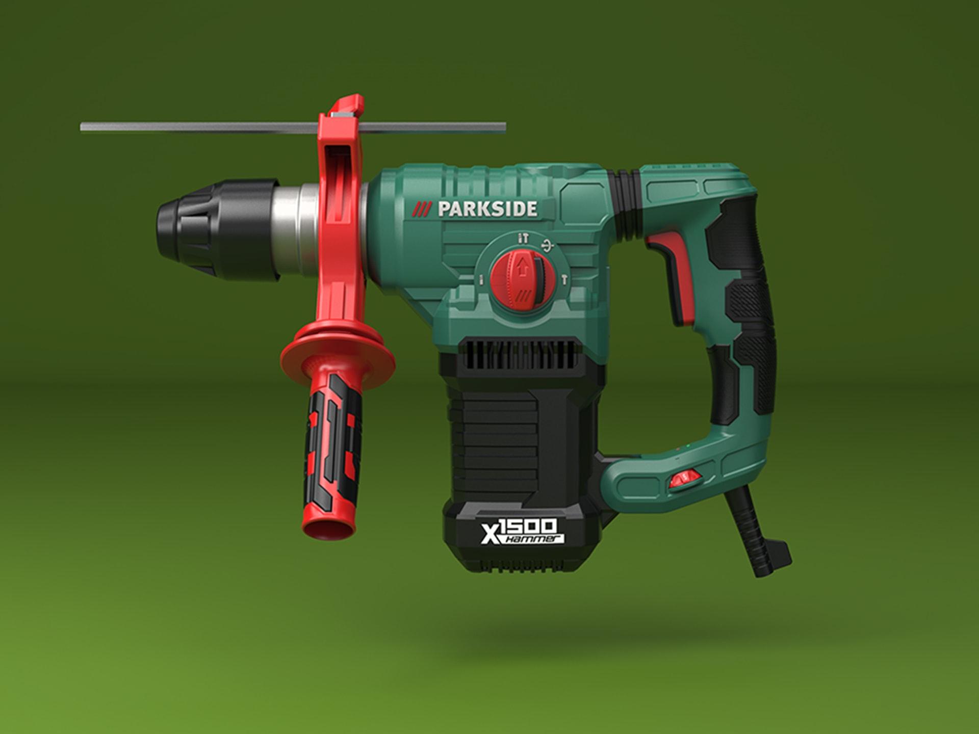 parkside_hammer_heavy_duty_industrialdesign_projekter_sideview1