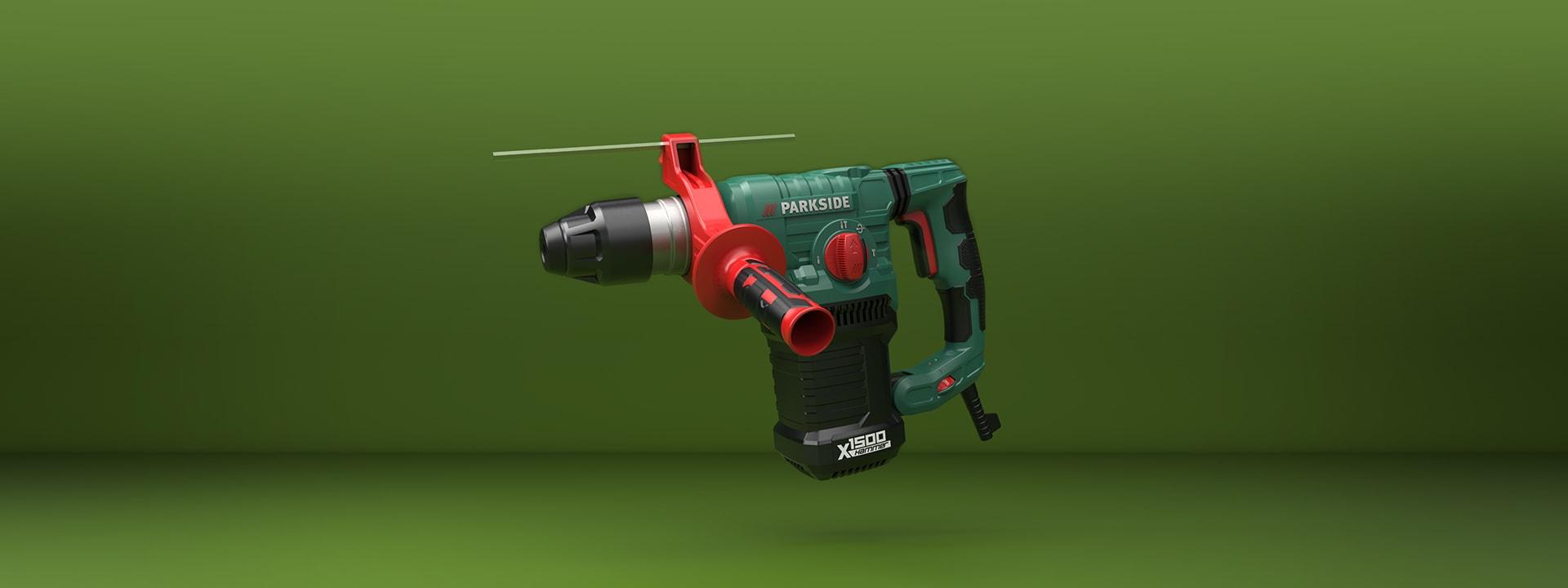 parkside_hammer_heavy_duty_industrialdesign_projekter